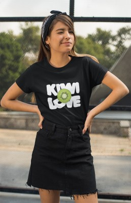 Kiwi Love Vegan T-Shirt