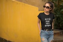 Peace Love Avocados T-Shirt