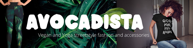 Avocadista - Vegan and Yoga Streetstyle Fashion & Accessories