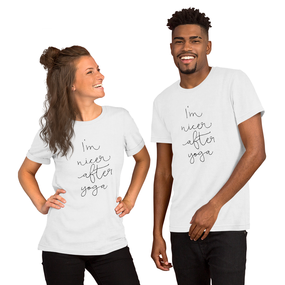 Nicer After Yoga T-Shirt
