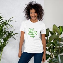 Vegan Looks Men / Unisex T-Shirt
