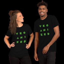 Vegan Veganized Men / Unisex T-Shirt