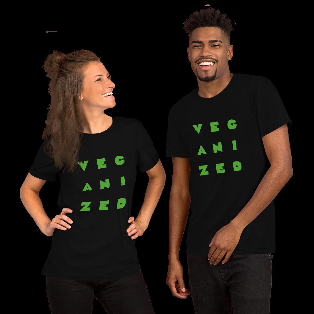 Vegan Veganized plant based T-Shirt