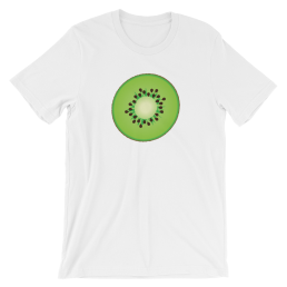 Kiwi Vegan plant based fruit T-Shirt