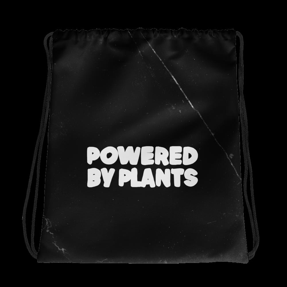 Powered By Plants Vegan Plant based Gym Bag Pilates