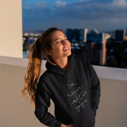 Avocadista Nicer After Yoga Hoodie Pullover