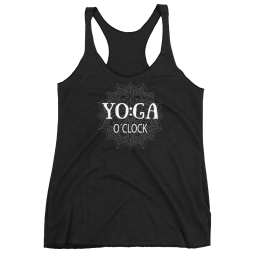 Yoga O Clock Tank Top