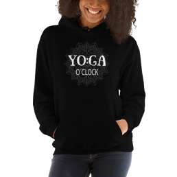 Avocadista Yoga Hoodie Pullover