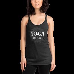 Yoga O Clock Tank Top