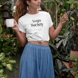 Yoga Society T-Shirt