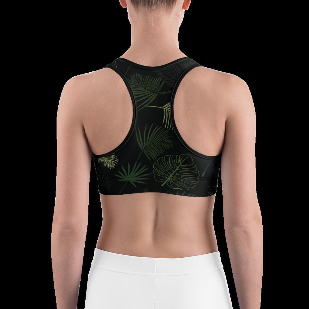 Avocadista Jungle Yoga Sports Bra Active Wear Pilates