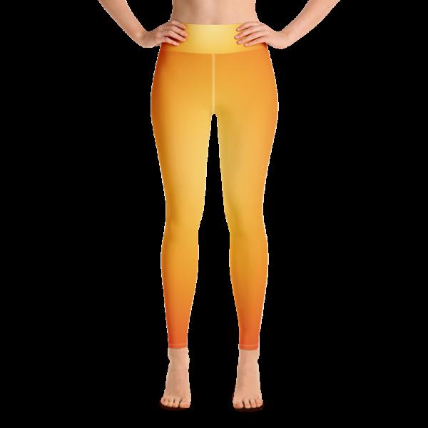 Mango Yoga Leggings Pants Active Wear Pilates