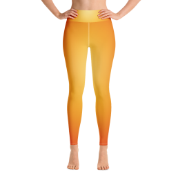 Mango Yoga Leggings Pants Active Wear Pilates