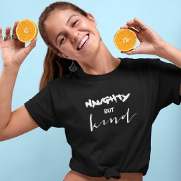 Avocadista Naughty But Kind vegan plant based T-Shirt