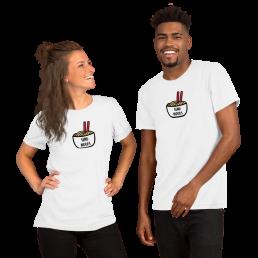 Avocadista Send Noods Vegan Plant based T-Shirt
