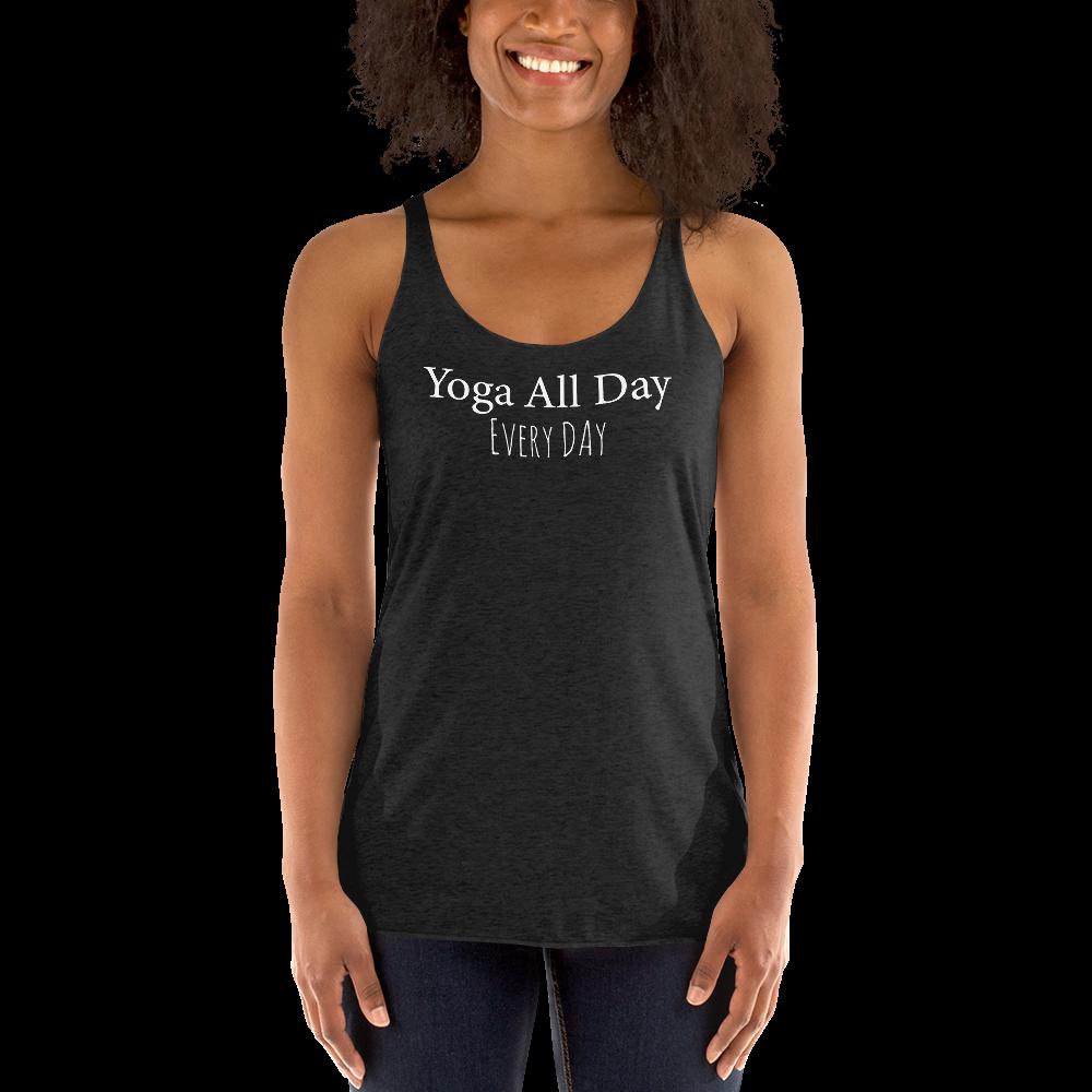 Avocadista Yoga All Day Every Day Tanktop Racerback