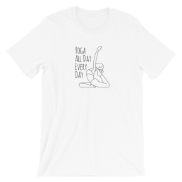 Yoga All Day Every Day T-Shirt