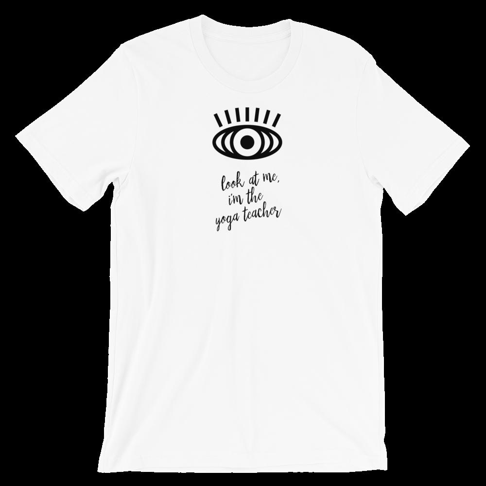 Avocadista Yoga Teacher T-Shirt