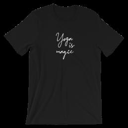 Avocadista Yoga Is Magic T-Shirt