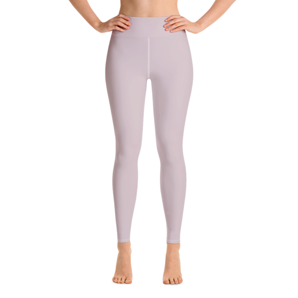 Avocadista Plum Blush Mauve Yoga Leggings Pants Active Wear Pilates