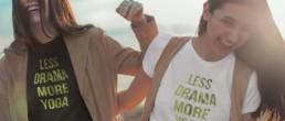 Avocadista Yoga T-Shirts Active Wear