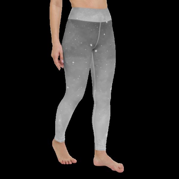 Grey me a River Yoga Leggings Pants Active Wear Pilates