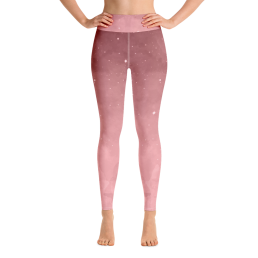 Avocadista Rosanna Old Rose Yoga Leggings Pants Active Wear Pilates