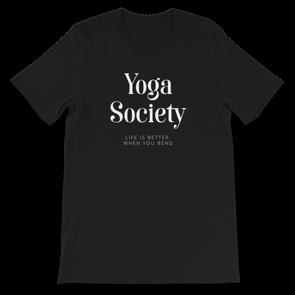 Avocadista Yoga Society T-Shirt