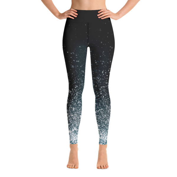Avocadista Silver Dust Yoga Leggings Pants Active Wear Pilates