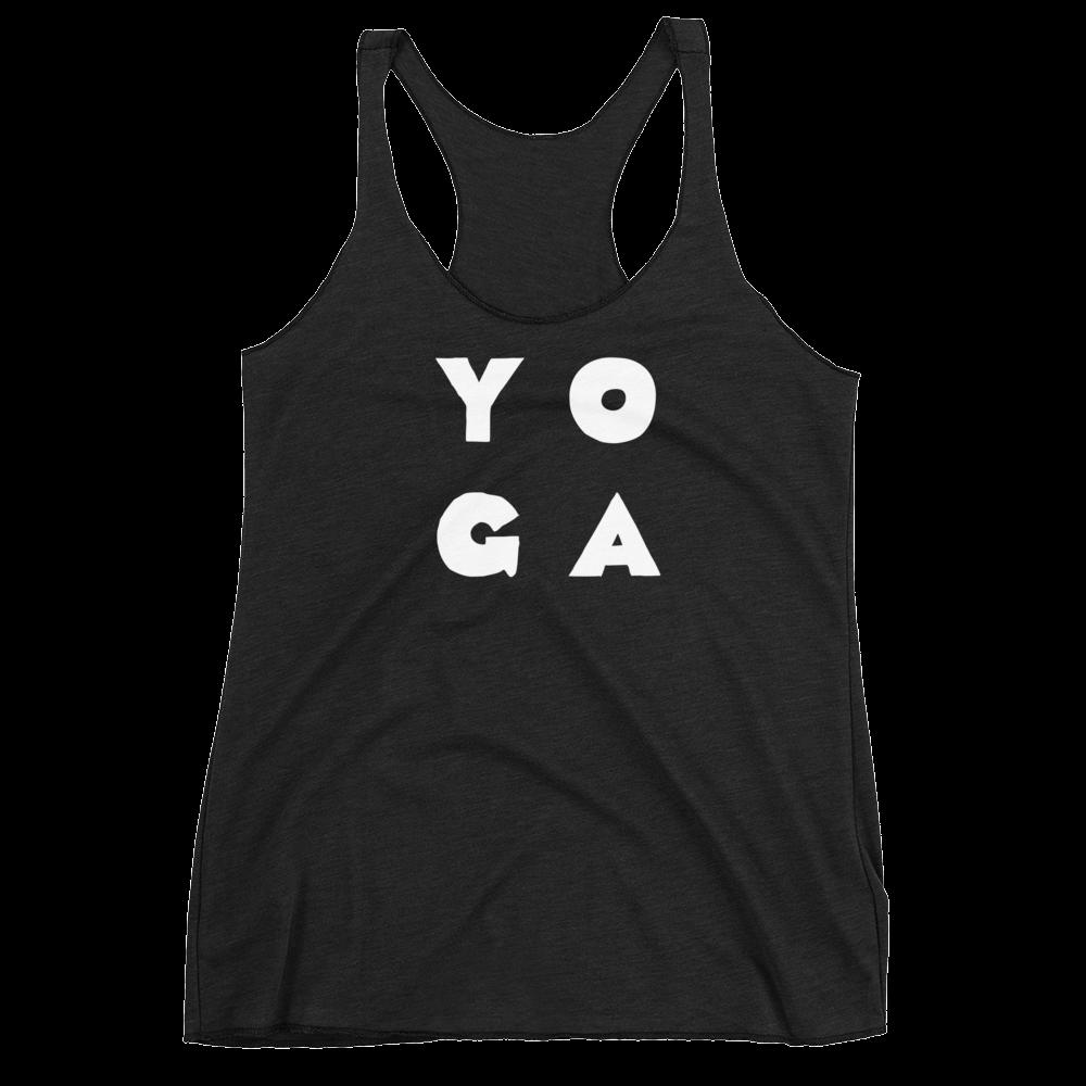 Avocadista Yoga Tanktop Racerback