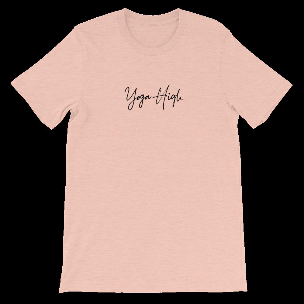 Avocadista Yoga High T-Shirt