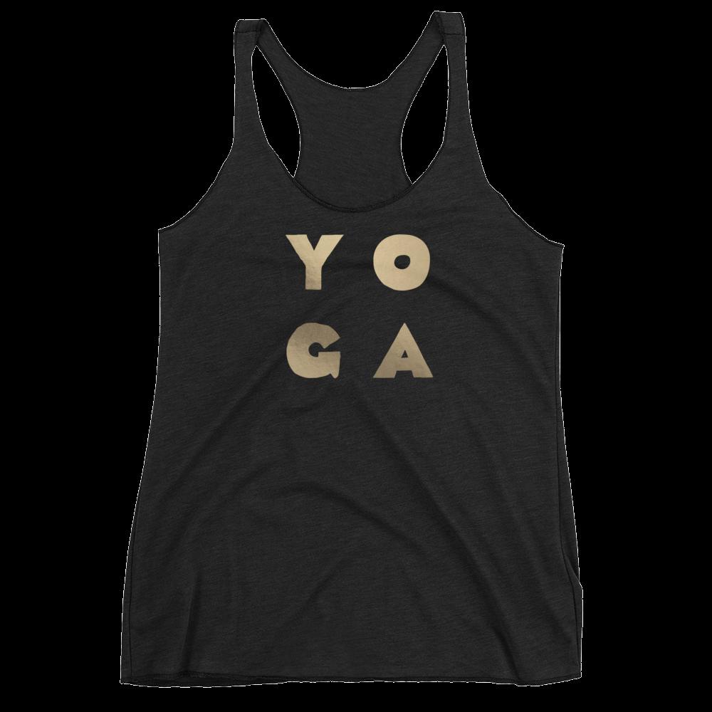 Avocadista Glam Yoga Racerback Tanktop Top