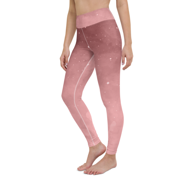 Rosanna Old Rose Yoga Leggings Pants Active Wear Pilates