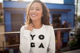 Avocadista Yoga Sweatshirt Pullover