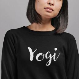 Avocadista Yogi Yoga Sweatshirt Pullover