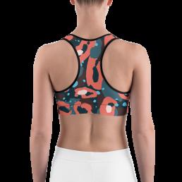 Avocadista Leohimsa Yoga Sports Bra Active Wear Pilates