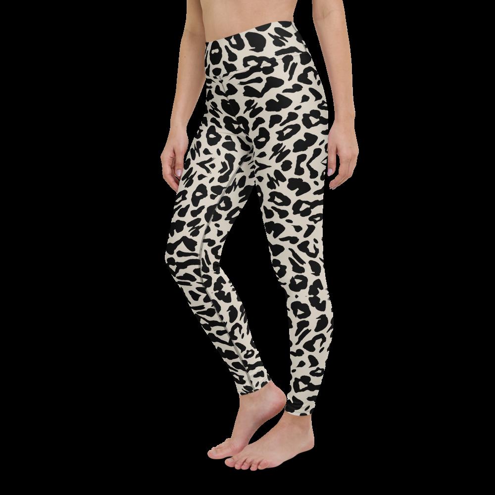 Safari Yoga Leggings Pants Active Wear Pilates