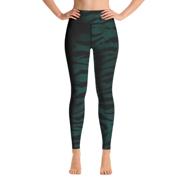 Emerald Spirit Yoga Leggings Pants Tights Active Wear Pilates
