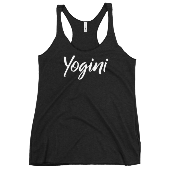 Avocadista Yogini Yoga Tanktop Racerback